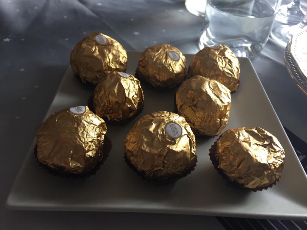 Ferrero Rocher de butifarra