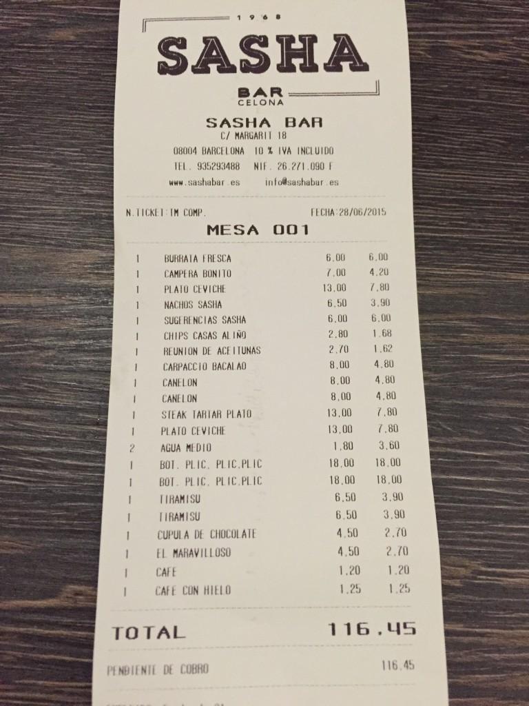 Sasha Bar