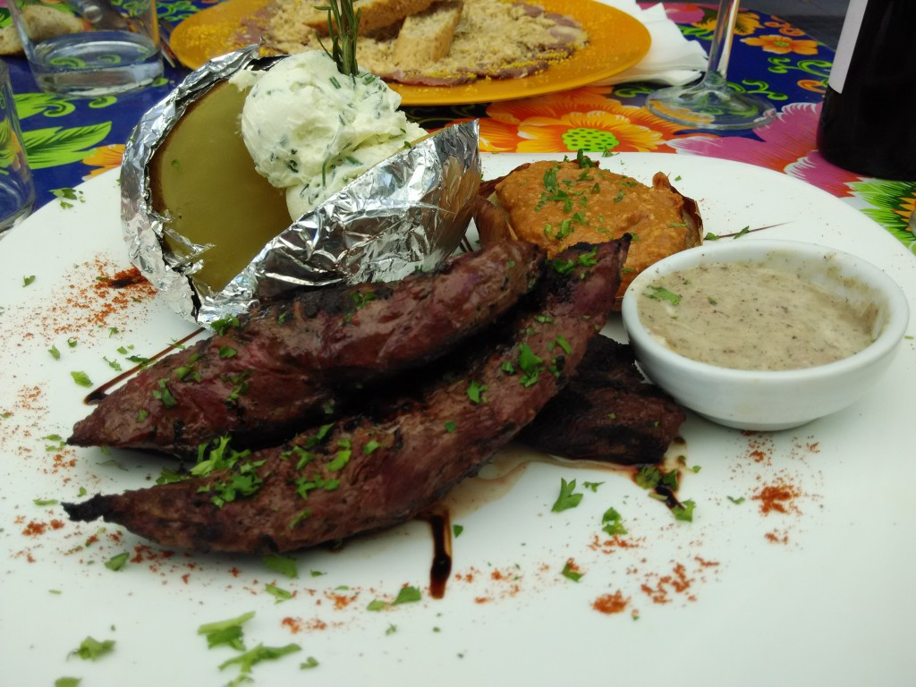 Filete de canguro